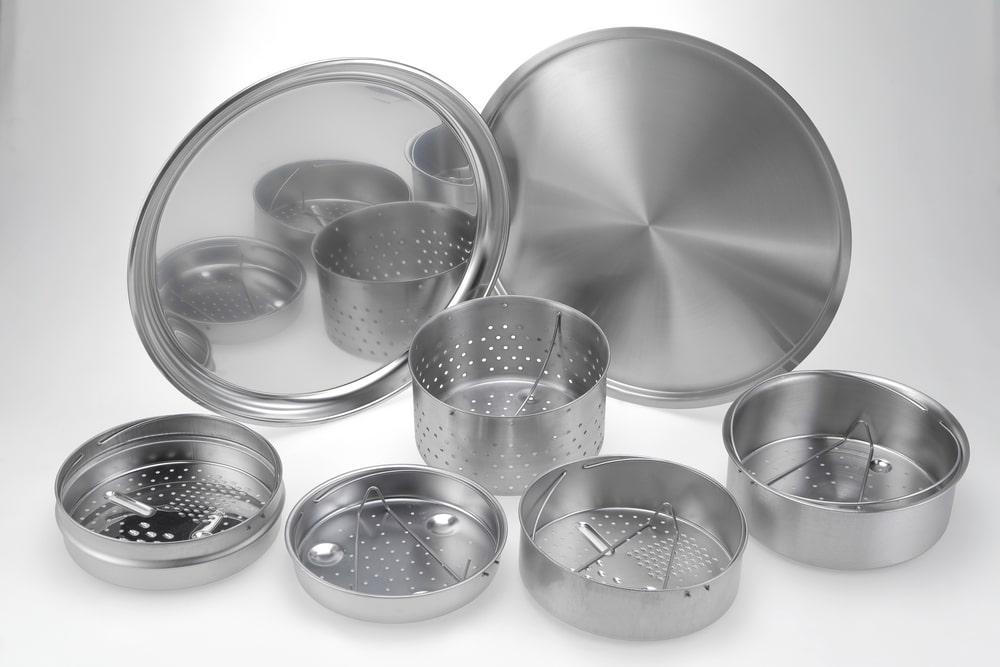 Fabricantes de cestillos metálicos para menaje de cocina